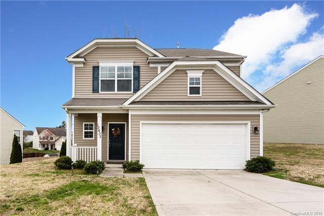 12627 Oakton Hunt Drive, Charlotte, NC 28262 (#3481240) :: Rinehart Realty