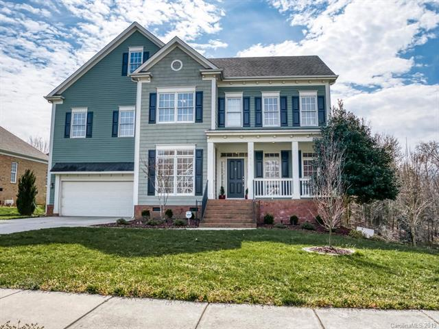 9614 Hillspring Drive, Huntersville, NC 28078 (#3481259) :: Exit Mountain Realty