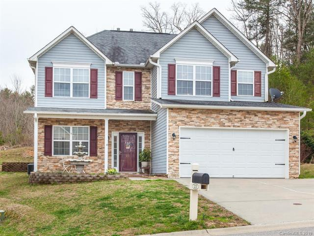22 Stone River Drive, Woodfin, NC 28804 (#3481429) :: Homes Charlotte