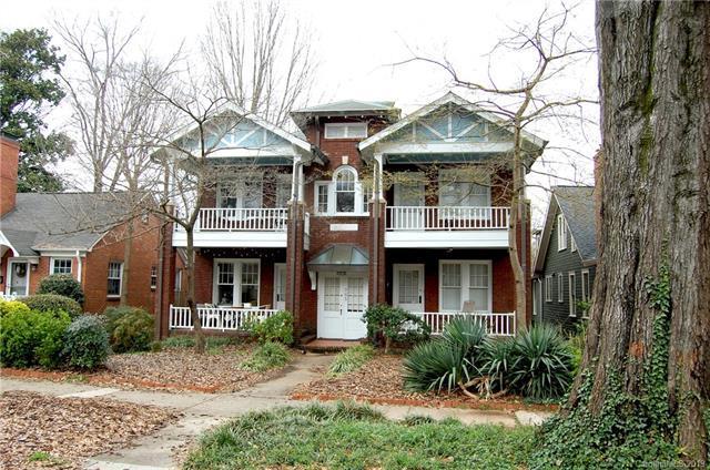 705 Kingston Avenue E 1-4, Charlotte, NC 28203 (#3481551) :: Stephen Cooley Real Estate Group