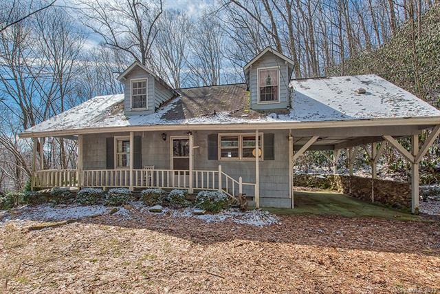 1075 Laurel Ridge Road, Maggie Valley, NC 28751 (#3481556) :: Puffer Properties