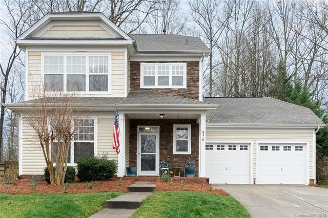 9516 Brighthaven Lane, Charlotte, NC 28214 (#3481679) :: Odell Realty