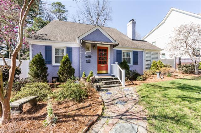 2138 Cumberland Avenue, Charlotte, NC 28203 (#3481758) :: Stephen Cooley Real Estate Group
