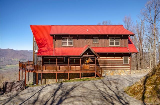 496 Peak Avenue, Waynesville, NC 28786 (#3481792) :: MECA Realty, LLC
