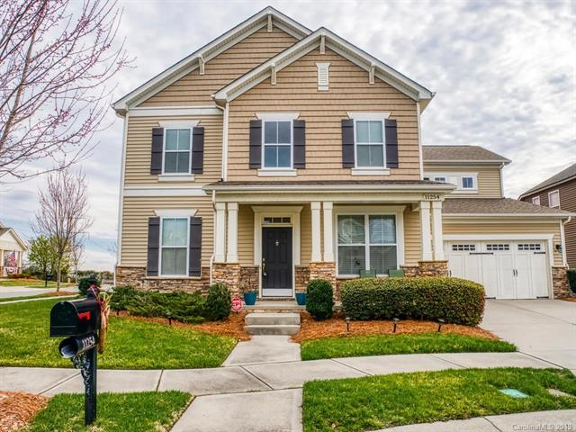 11254 Skytop Drive, Huntersville, NC 28078 (#3481813) :: Exit Mountain Realty
