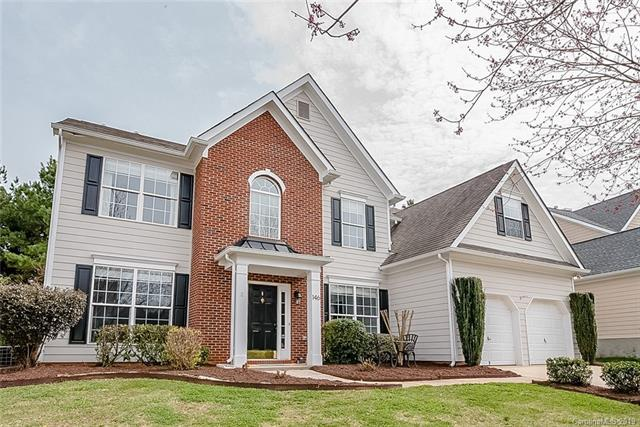 146 N Wendover Trace, Mooresville, NC 28117 (#3482007) :: Odell Realty