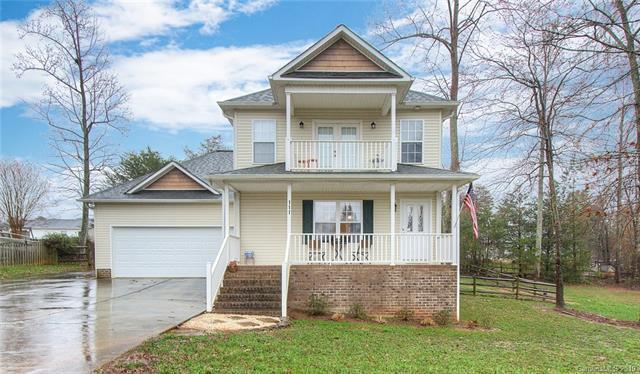 111 Park Vista Drive, Troutman, NC 28166 (#3482097) :: LePage Johnson Realty Group, LLC
