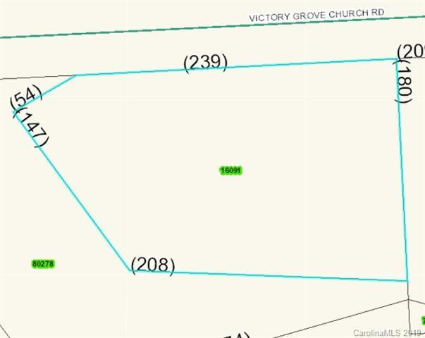 .89 Acres Victory Grove Church Road, Lincolnton, NC 28092 (#3482105) :: MECA Realty, LLC