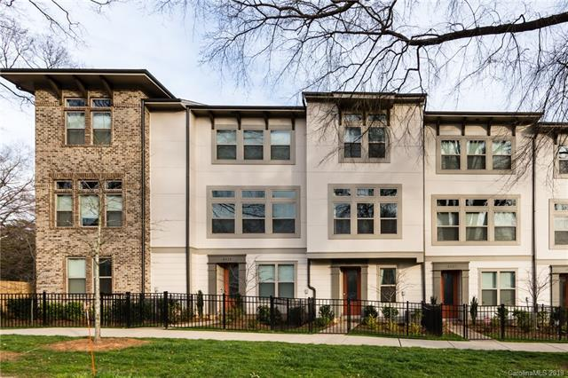 2523 Euclid Avenue #13, Charlotte, NC 28203 (#3482182) :: Odell Realty
