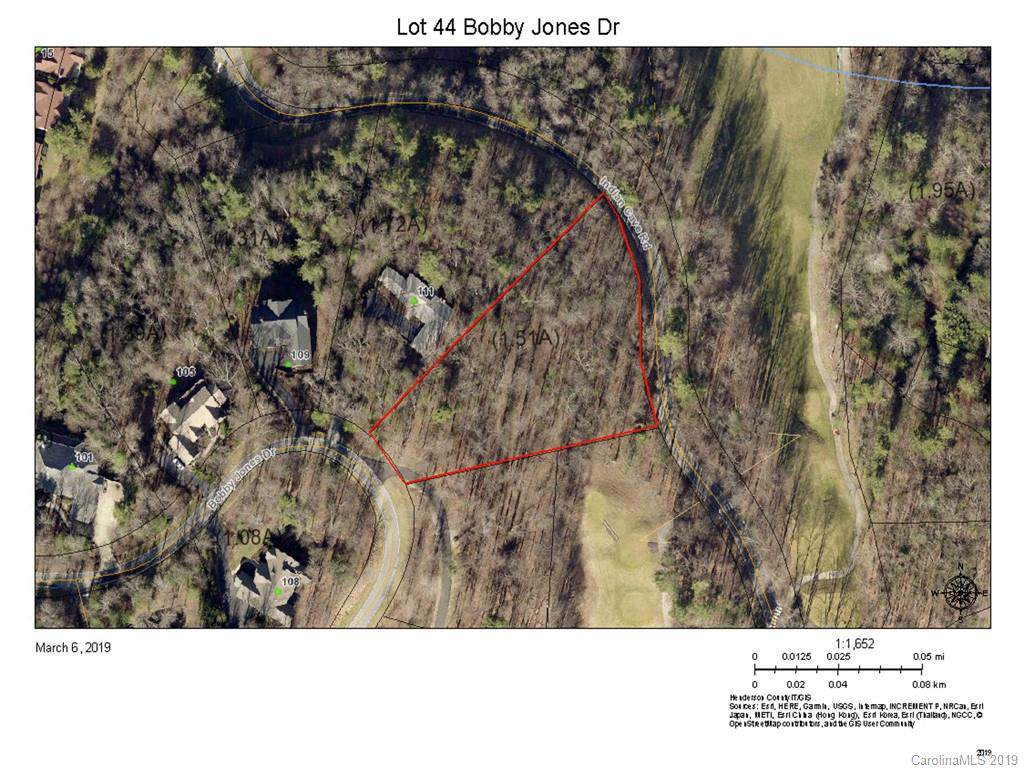 LOT 44 Bobby Jones Drive - Photo 1