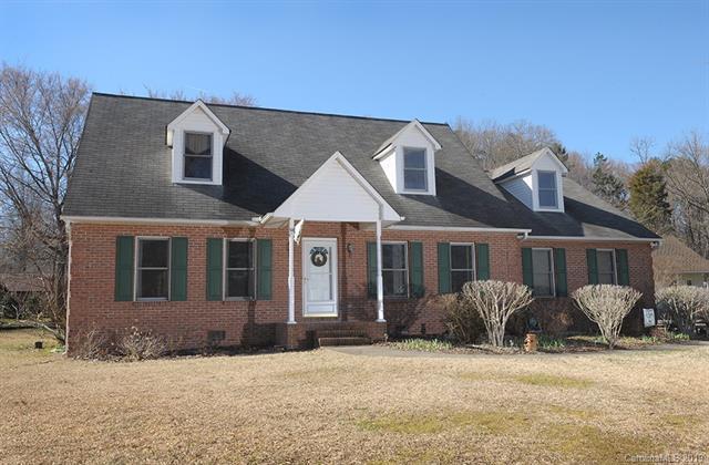 508 Fairway Ridge Road, Salisbury, NC 28146 (#3482224) :: Exit Mountain Realty