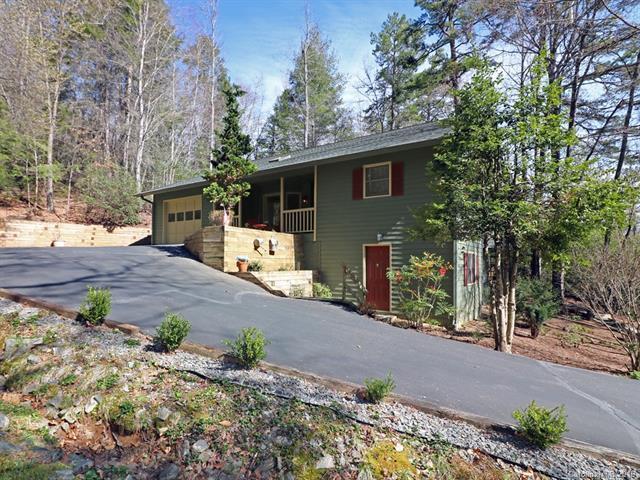 852 Deerlake Road, Brevard, NC 28712 (#3482263) :: Puffer Properties