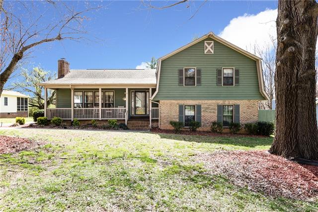 5500 Gristmill Lane, Mint Hill, NC 28227 (#3482305) :: Carlyle Properties