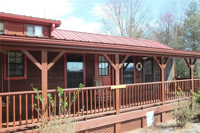 64 Black Bear Road, Marion, NC 28752 (#3482307) :: Puffer Properties