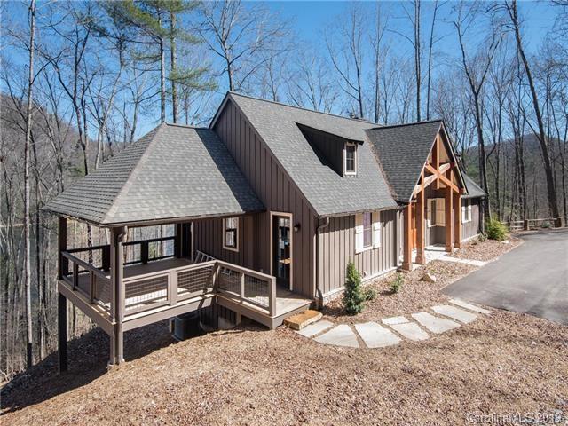 156 Pepperbush Lane #278, Tuckasegee, NC 28783 (#3482494) :: Homes Charlotte