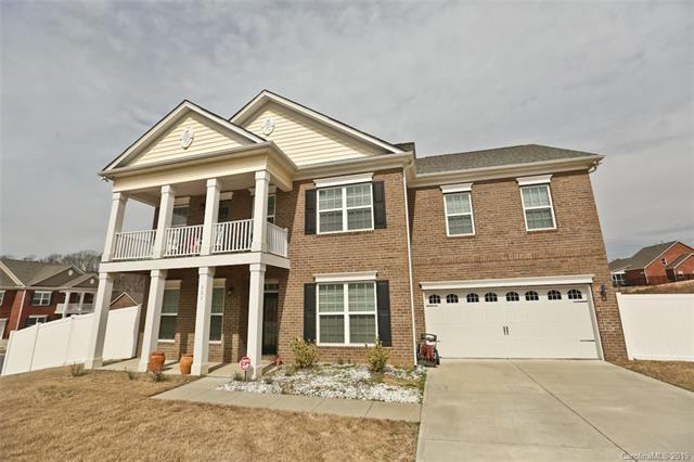 803 Oak Embers Drive, Concord, NC 28025 (#3482515) :: Team Honeycutt