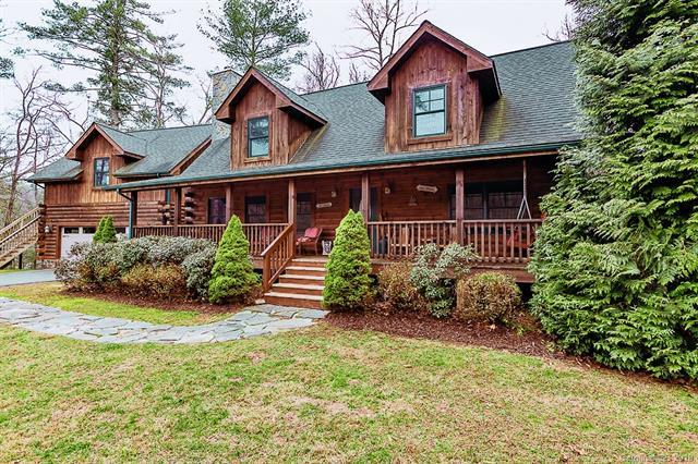 141 Valley Cove Place, Waynesville, NC 28785 (#3482539) :: Francis Real Estate