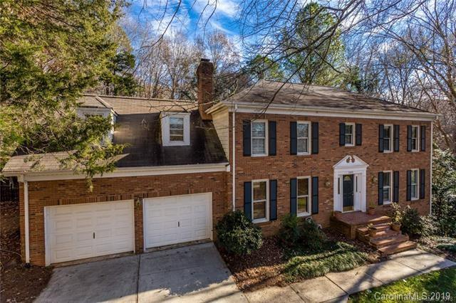 2425 Hopecrest Drive, Charlotte, NC 28210 (#3482594) :: High Performance Real Estate Advisors