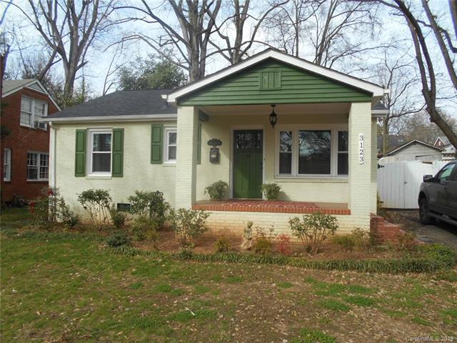 3123 Shenandoah Avenue, Charlotte, NC 28205 (#3482617) :: RE/MAX RESULTS