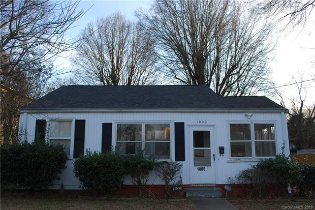 1000 Matheson Avenue, Charlotte, NC 28205 (#3482647) :: Cloninger Properties