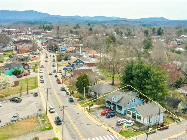 864-866 Haywood Road, Asheville, NC 28806 (#3482668) :: Rinehart Realty
