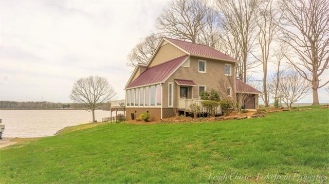 378 Point Harbor Road, Lexington, NC 27292 (#3482705) :: Rinehart Realty