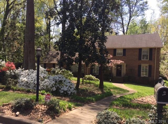4204 Columbine Circle, Charlotte, NC 28211 (#3482761) :: MartinGroup Properties