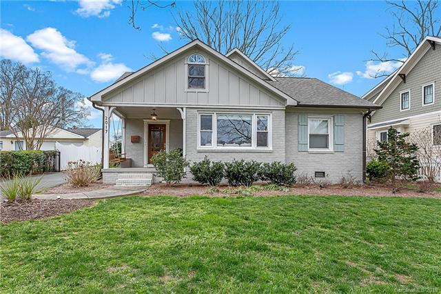 2017 Wilhelmina Avenue, Charlotte, NC 28205 (#3482779) :: Homes Charlotte