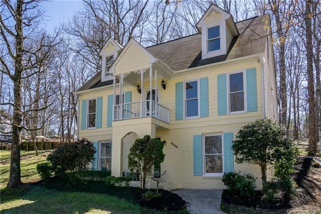 5124 Begonia Drive, Charlotte, NC 28215 (#3482785) :: Charlotte Home Experts