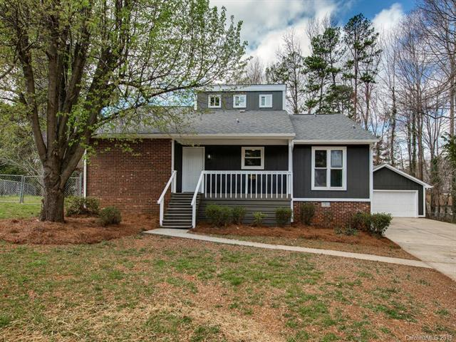 9526 Wood Beam Court, Mint Hill, NC 28227 (#3482820) :: The Ann Rudd Group