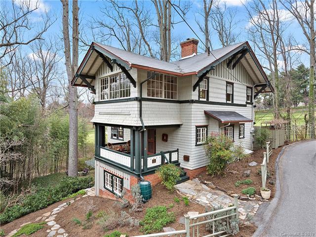 48 Sunset Terrace, Asheville, NC 28801 (#3482958) :: Puffer Properties