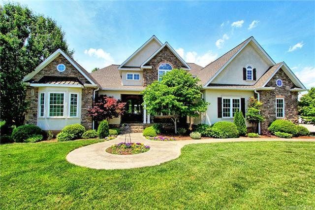 1419 Stone Gate Drive, Shelby, NC 28150 (#3482987) :: Exit Mountain Realty