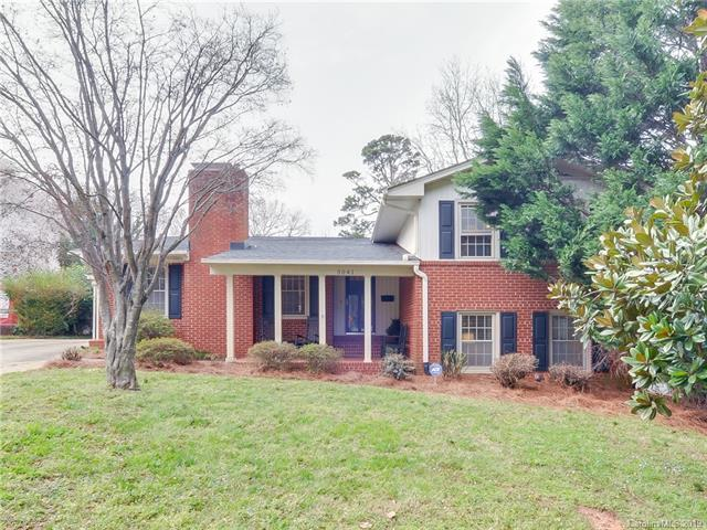 5041 Wedgewood Drive, Charlotte, NC 28210 (#3483098) :: The Ramsey Group