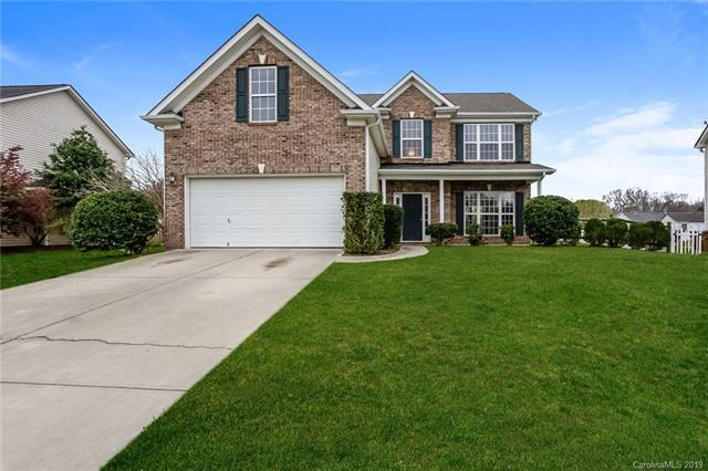 2010 Makin Drive, Indian Trail, NC 28079 (#3483153) :: LePage Johnson Realty Group, LLC