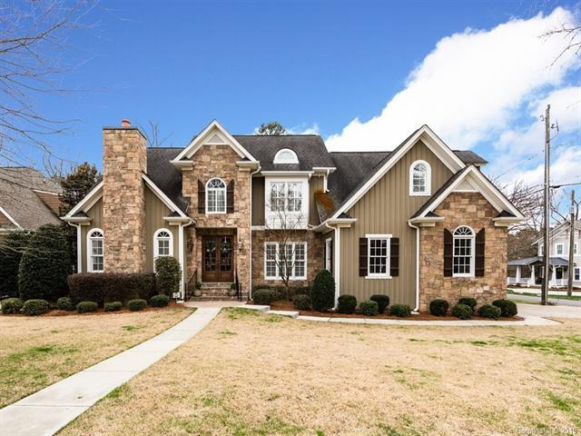 3308 Old Closeburn Court, Charlotte, NC 28210 (#3483168) :: Odell Realty