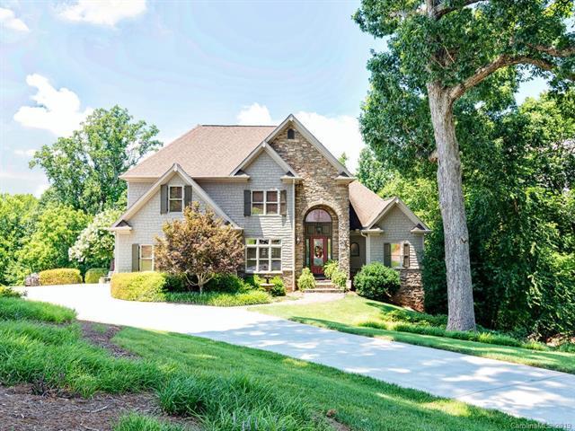 121 Creek Cove Lane, Statesville, NC 28677 (#3483237) :: Cloninger Properties