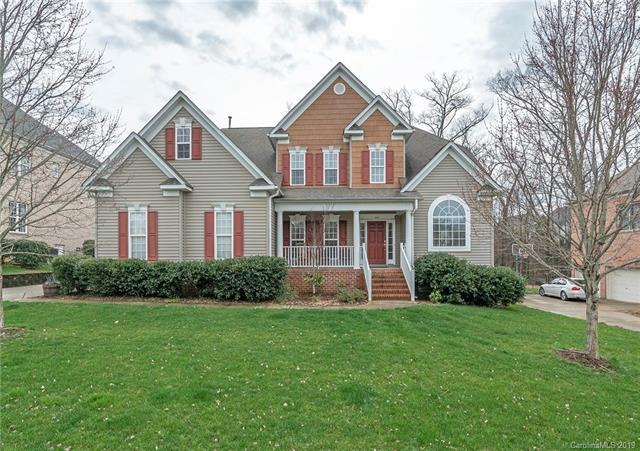 522 Fairwoods Drive, Huntersville, NC 28078 (#3483344) :: Exit Mountain Realty