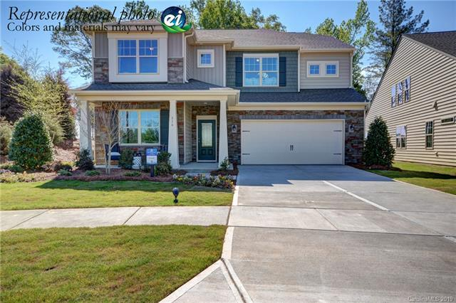 131 Falls Cove Drive #60, Troutman, NC 28166 (#3483355) :: Francis Real Estate