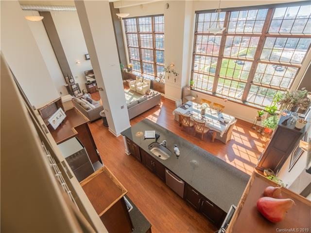 715 N Graham Street #508, Charlotte, NC 28202 (#3483356) :: Stephen Cooley Real Estate Group