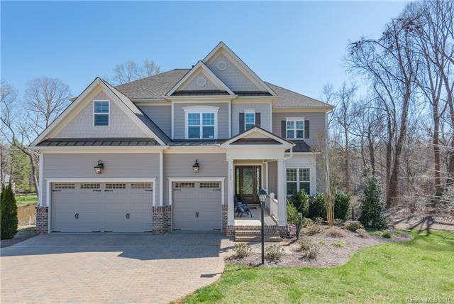 9121 Kristen Lake Court, Charlotte, NC 28270 (#3483405) :: Rinehart Realty