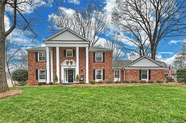 7101 Quail Hill Road, Charlotte, NC 28210 (#3483417) :: High Performance Real Estate Advisors