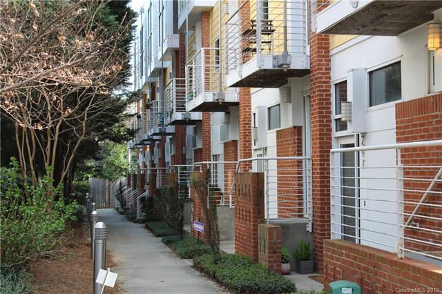 277 Mcdonald Avenue #28, Charlotte, NC 28203 (#3483430) :: Stephen Cooley Real Estate Group