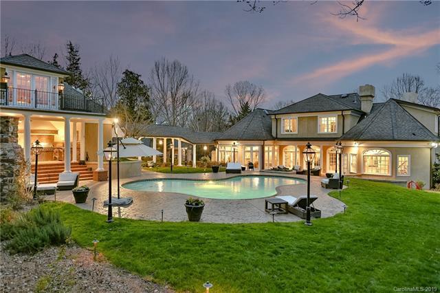 4043 Carnoustie Lane, Charlotte, NC 28210 (#3483469) :: High Performance Real Estate Advisors