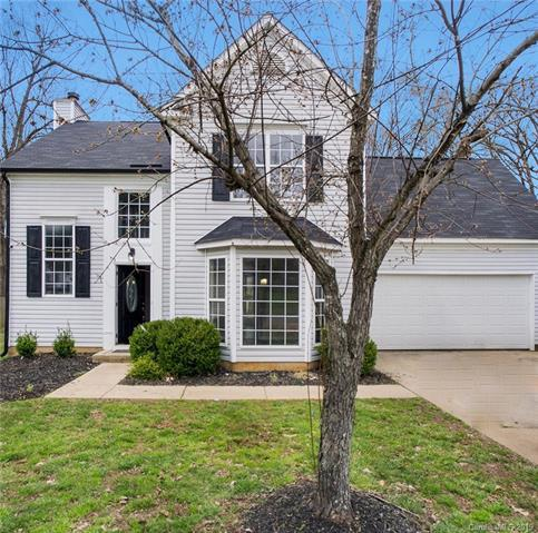 10942 White Stag Drive, Charlotte, NC 28269 (#3483525) :: The Ramsey Group