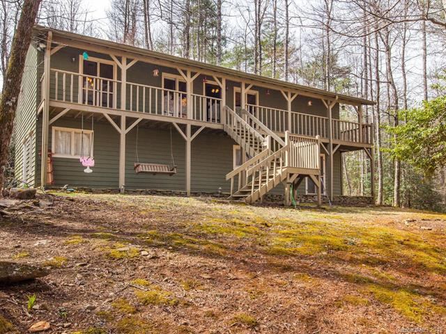 15 Gold Creek Crossing (2 Parcels), Black Mountain, NC 28711 (#3483533) :: Exit Realty Vistas
