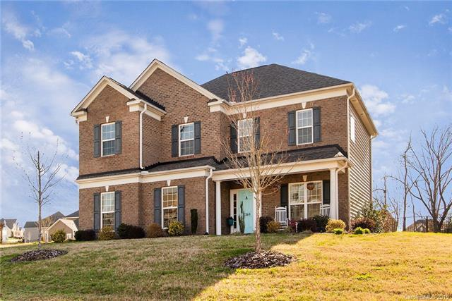 2369 Baxter Place SE, Concord, NC 28025 (#3483661) :: Rinehart Realty