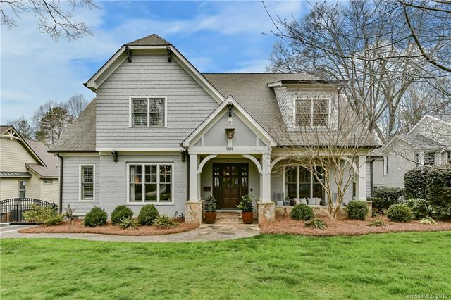 1616 Sterling Road, Charlotte, NC 28209 (#3483673) :: Odell Realty
