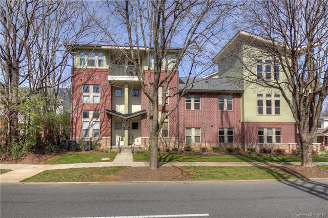 1506 Kenilworth Avenue, Charlotte, NC 28203 (#3483688) :: Team Honeycutt