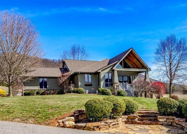 110 Vista Drive, Burnsville, NC 28714 (#3483718) :: Exit Mountain Realty