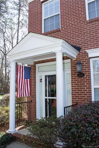 420 Park Square Place, Matthews, NC 28105 (#3483740) :: The Ramsey Group